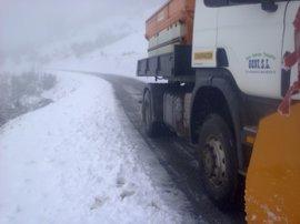 La nieve deja sin clase a 5.100 alumnos de 91 centros de toda Galicia