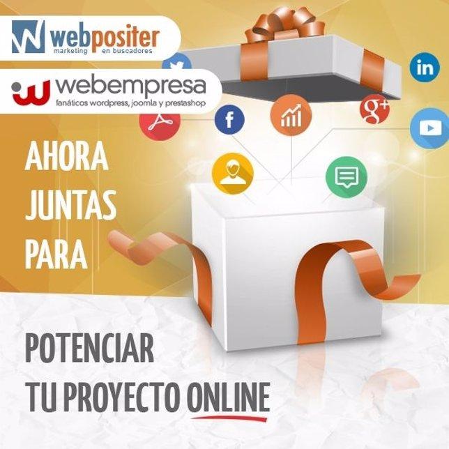 Webpositer y WebEmpresa