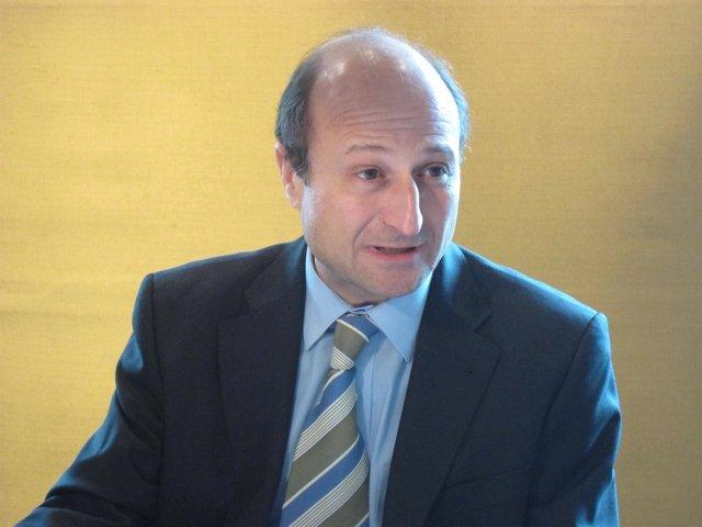 Luis Lopezbarrena, dtor gral Grupo Simon