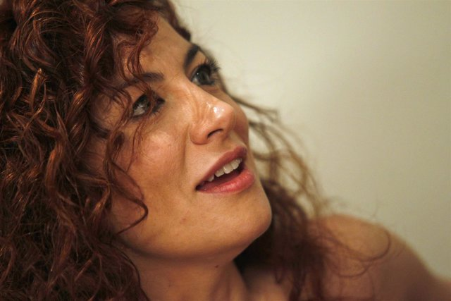 La compositora y cantante Pilar Jurado