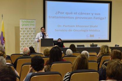 Ocho de cada diez personas con cáncer padecen fatiga asociada a su enfermedad o al tratamiento