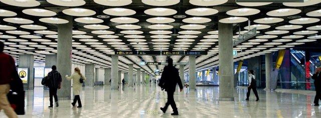 Aeropuerto en España