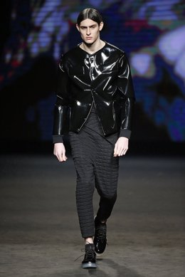 La colección que ha presentado Georgina Vendrell en la 080 Barcelona Fashion