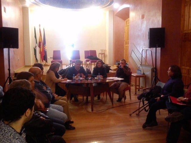 Constitución de la Comisión Municipal de Accesibilidad de Jaén