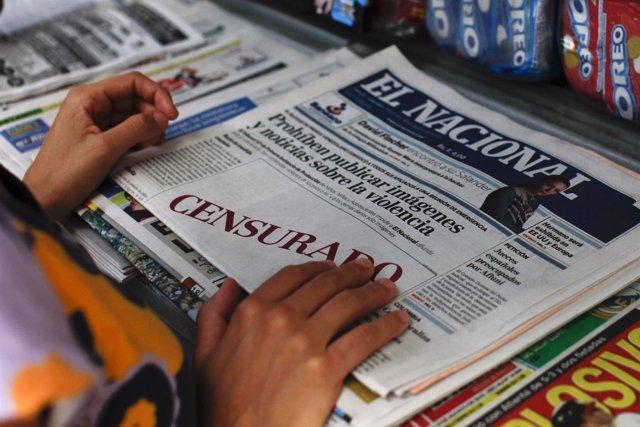 El diario venezolano 'El Nacional'