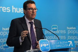 Manuel Andrés González encabezará la lista del PP por la provincia al Parlamento andaluz