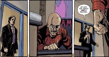 Crossover entre Better Call Saul y Breaking Bad... en el cómic