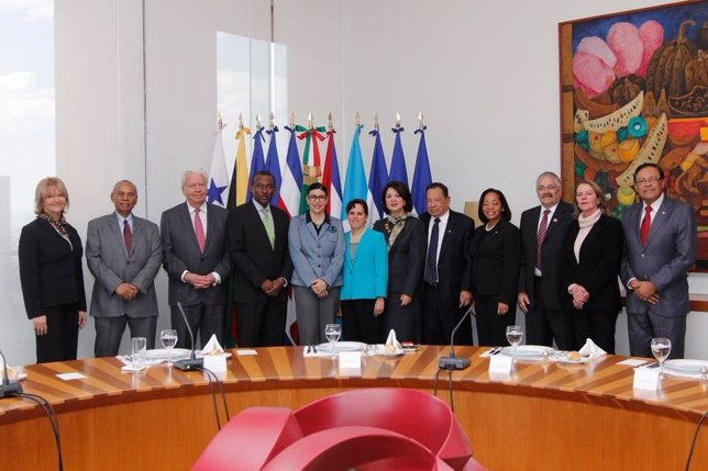 México, acuerdos con Centroamérica y Caribe