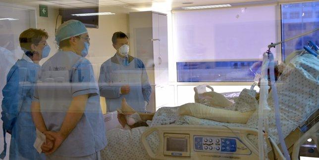 17 Personas Del Hospital Cuajimalpa Siguen Hospitalizados