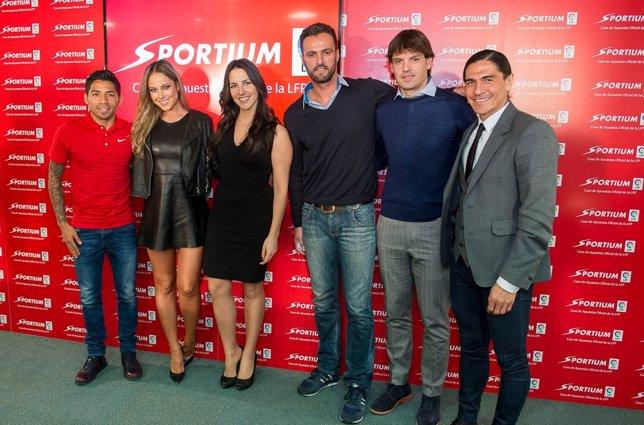 Sportium presenta su lanzamiento en México