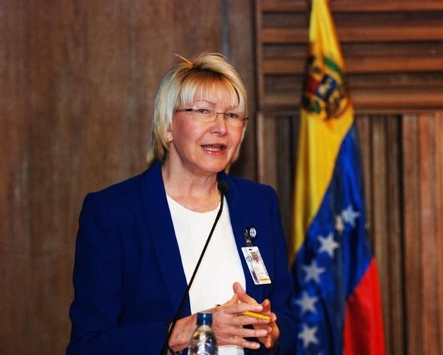 Fiscal general de Venezuela Luisa Ortega