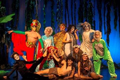 El Teatro Maravillas prorroga hasta el 29 de marzo 'El Libro de la Selva'