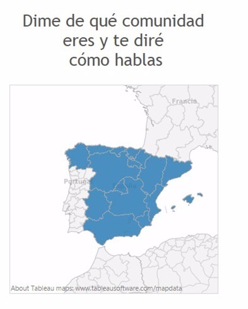 ¿Sabes cómo se dice en España...?