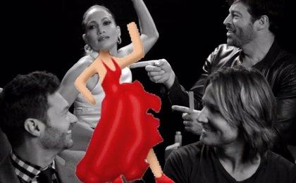 VIDEO: Jennifer López imita a la flamenca del Whatsapp