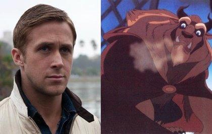 Disney quiere que Ryan Gosling sea la Bestia de la Bella Emma Watson