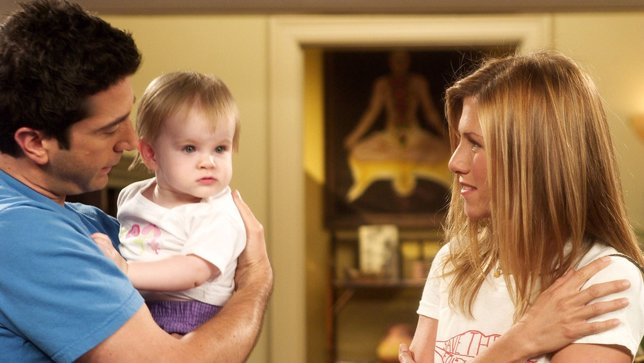 Friends: Así es el bebé de Ross y Rachel 10 años después del final de la serie