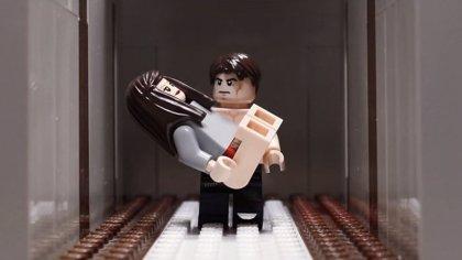 VÍDEO: 50 sombras de Grey también tiene su versión LEGO