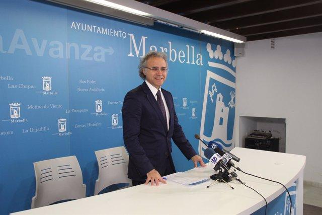 Marbella representante dubai cumbre español único