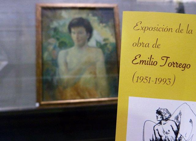 Exposición de Emilio Torrego en la T2 de Barajas