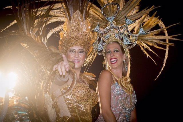 Imagen del Carnaval de Águilas