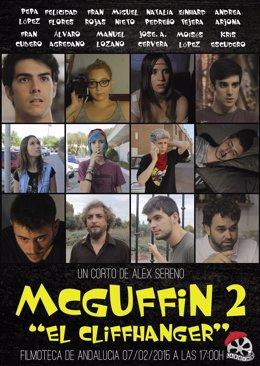 Cartel del corto de la Filmoteca