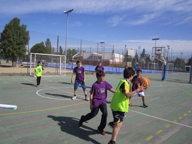 Campeonato de minibasket