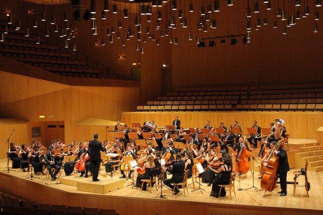 Orquesta Reino de Aragón.