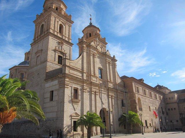 Monasterio de los Jerónimos, donde se encuentra la UCAM