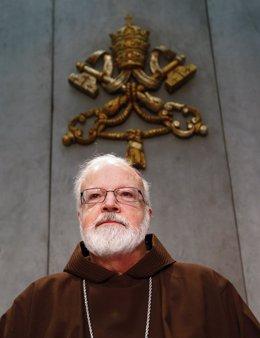 El cardenal Sean Patrick O'Malley