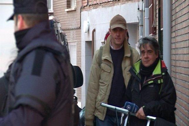 Umberto, desahuciado tras pedir préstamo