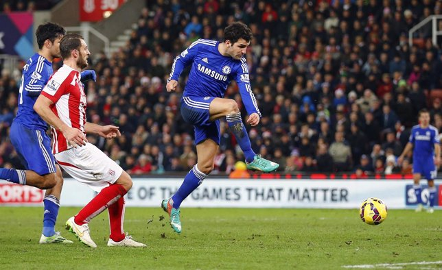 Chelsea Cesc Fàbregas Stoke City Premier
