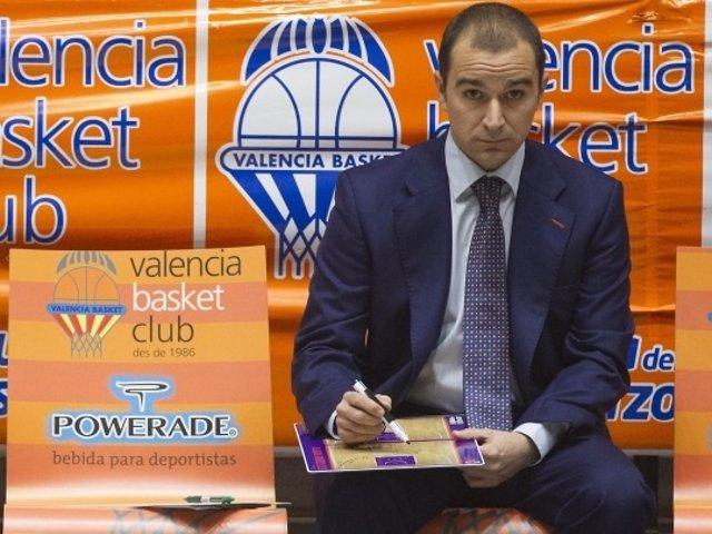 Carles Duran Valencia Basket