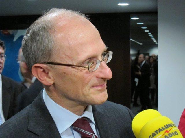 El pte. De la Autoridad Bancaria Europea (EBA), Andrea Enria