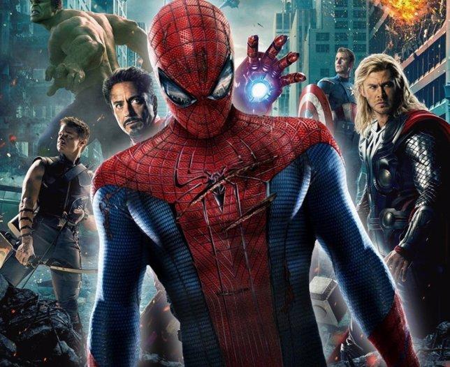 ¿Spider-Man Con Los Vengadores?