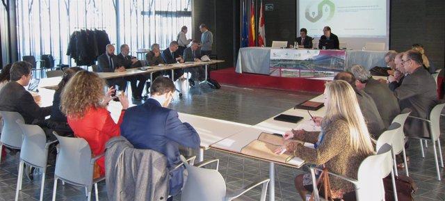Reunión de directores de Vivienda en el PRAE de la Junta de Castilla y León