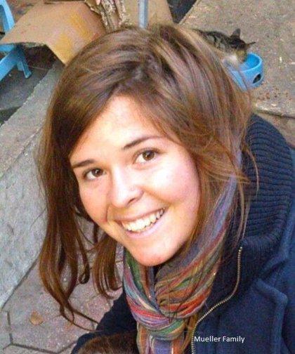 Confirmada la muerte de la cooperante Kayla Mueller, rehén de Estado Islámico