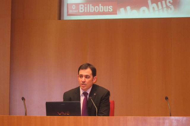 Presentación del balance de Bilbobus