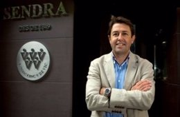 Director general de Casa Sendra, David Garcia-Gassull