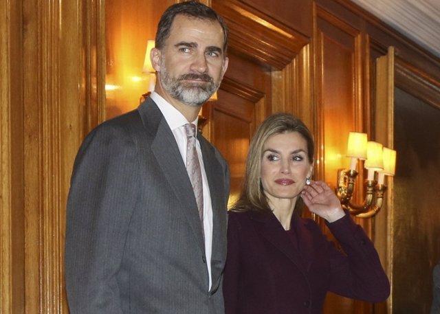 Los reyes Felipe y Letizia siempre al lado e la cultura