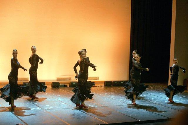 Danza bolera en el Palau