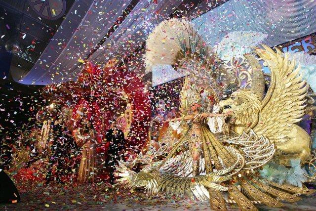 Gala de Elección de la Reina del Carnaval