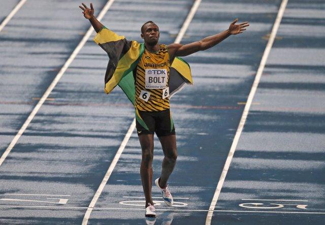 Bolt recupera el trono mundial en los 100 metros