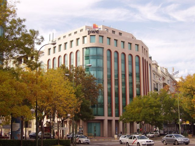 Sede madrileña de Pricewaterhouse Coopers