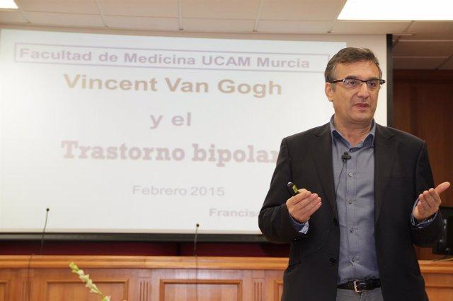 Francisco Toledo, psiquiatra Titular del Hospital de la Arrixaca