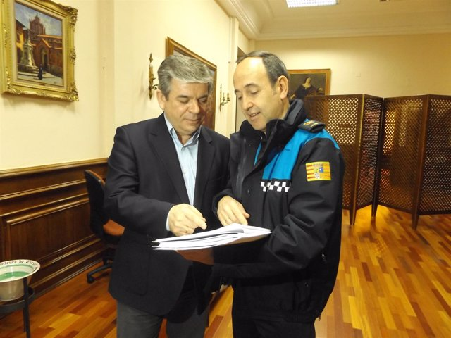 MEMORIA POLICIA LOCAL