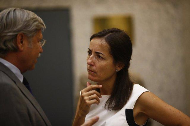 María Seguí,  Directora De La Dirección General De Tráfico