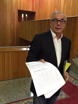 El exsecretario xeral del PSdeG Pachi Vázquez