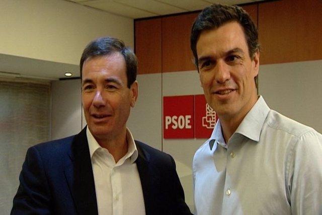 Tomás Gómez rechaza la destitución de Pedro Sánchez