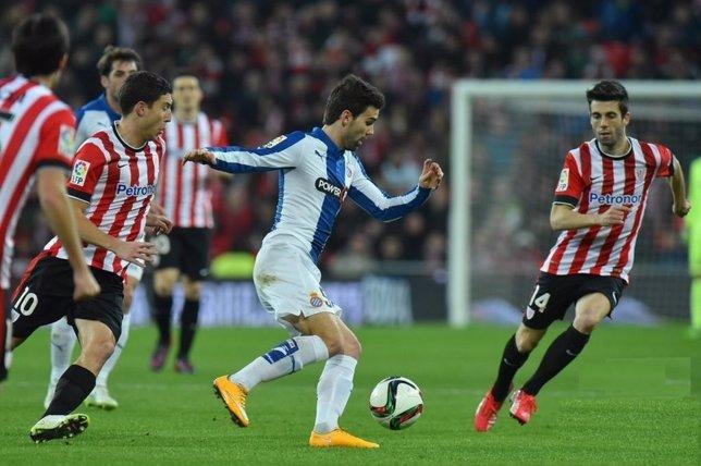 Athletic y Espanyol empatan en la ida de semifinales de Copa