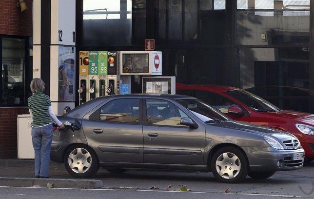 Gasolinera